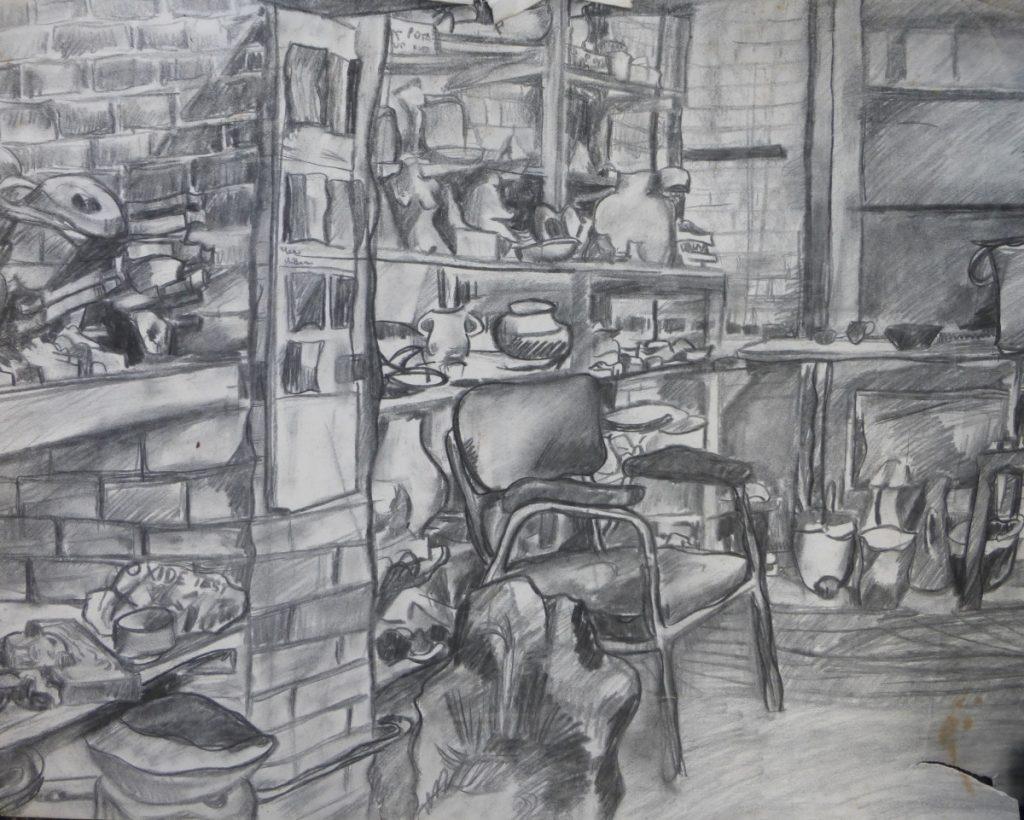 Ceramic Studio, 1971