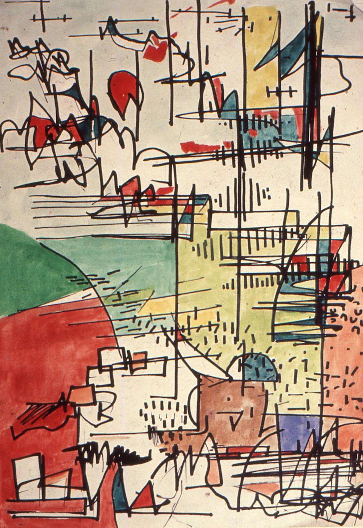 Drawing, 1969