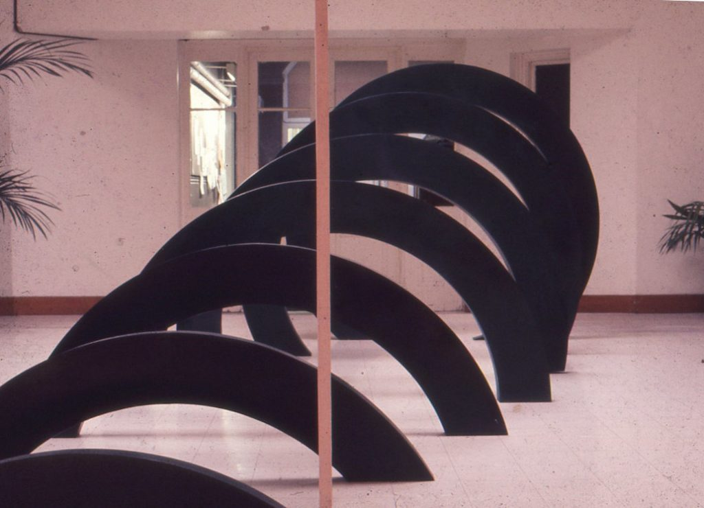 Degree Exhibition, 1976