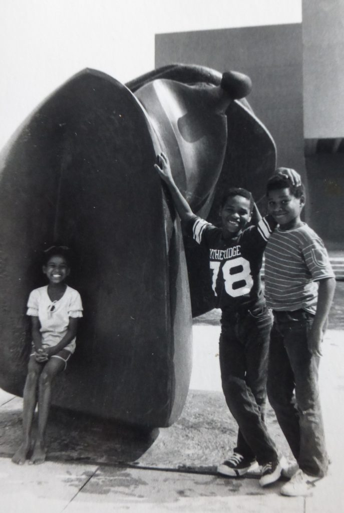 Young People, Everson Museum, 1980