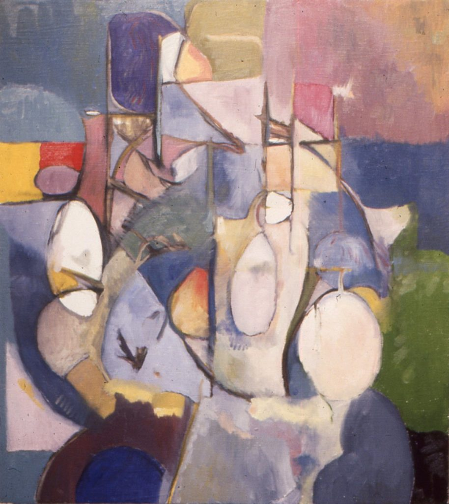 Abstract Painting, 1992