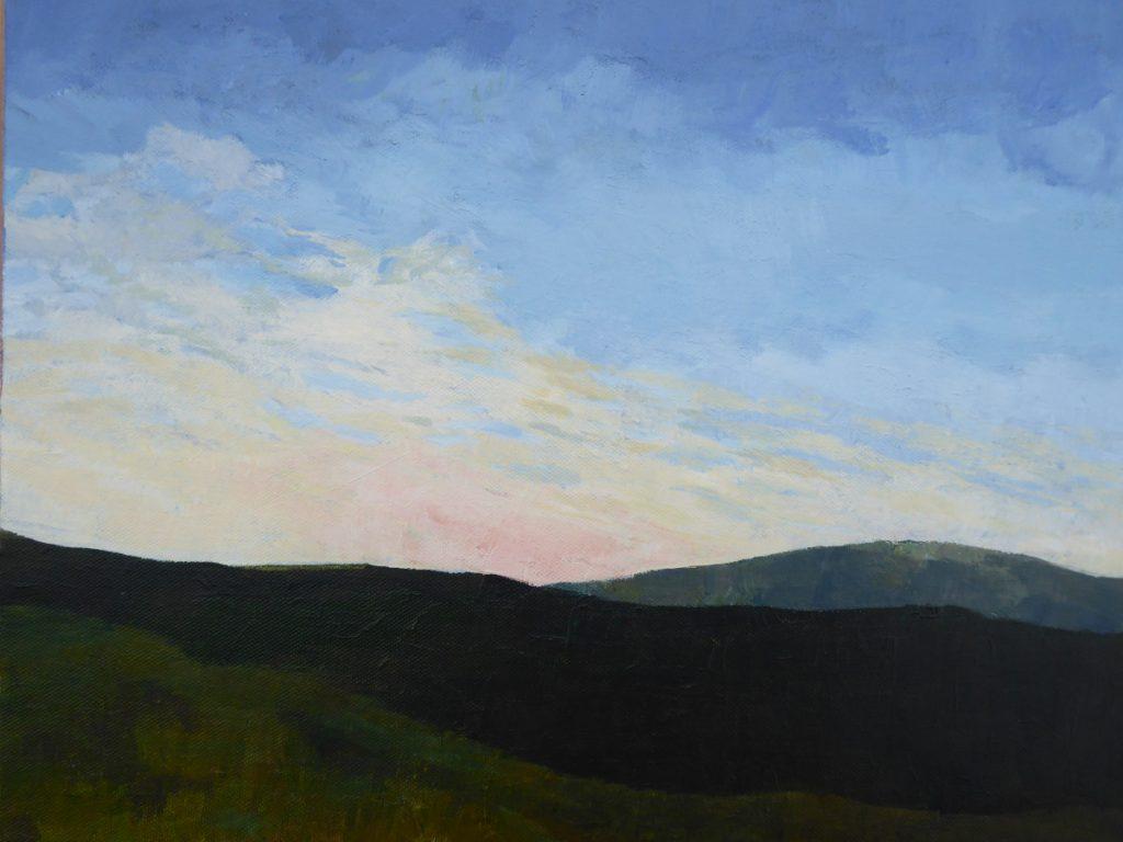 Argyll Sunset, 2020