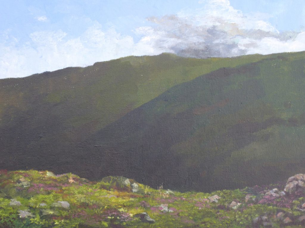 Argyll Mountain Scene, 2019